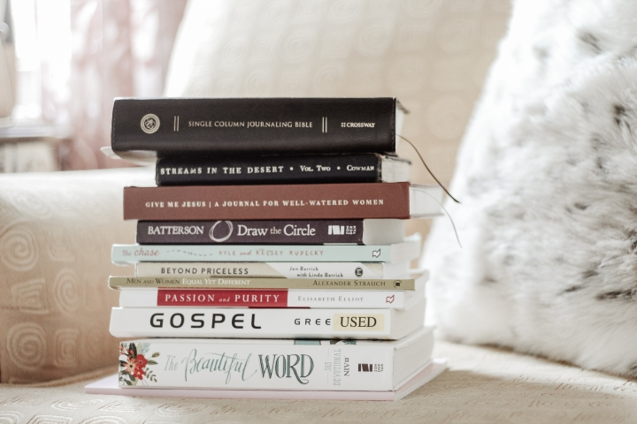 My Top Favorite Christian Books +Resources